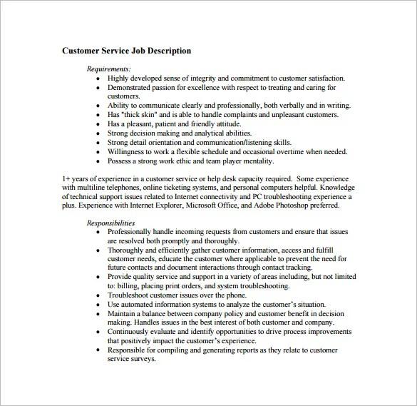 latest customer service jobs - Eczasolinf