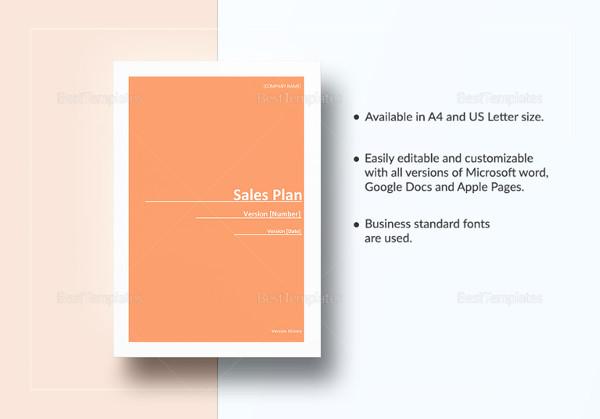 Sample Territory Sales Plan sales funnel templatejpg sales plan - sales plan example