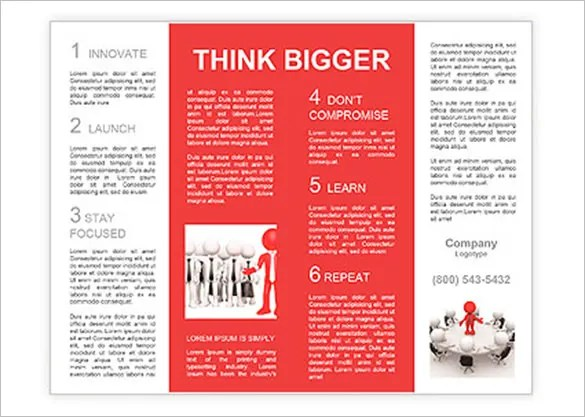 19+ Conference Brochure Templates - Free PSD, EPS, AI, InDesign - conference brochure template