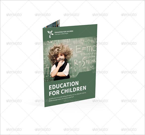37+ Half Fold Brochure Templates Free  Premium Templates