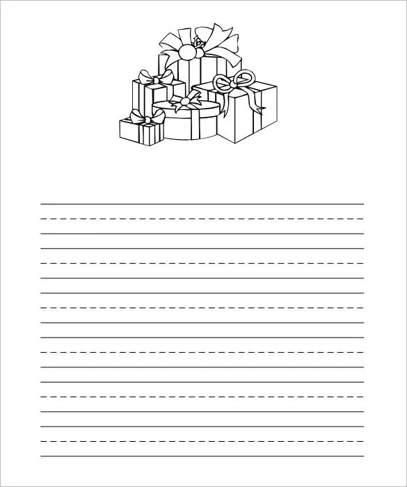 17+ Christmas Paper Templates - DOC, PSD, Apple Pages Free