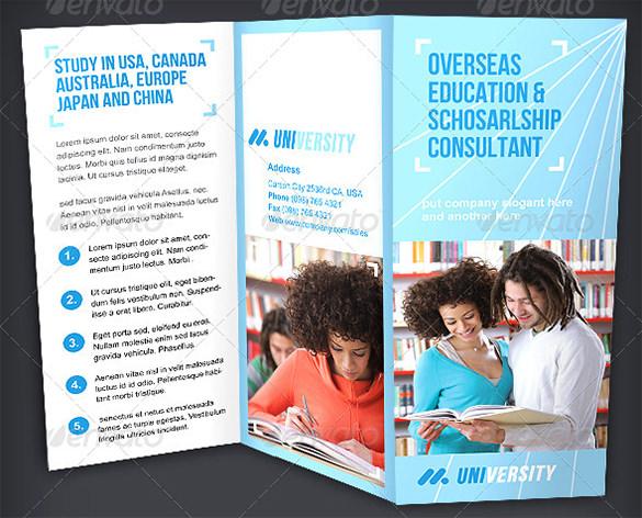 22+ Kindergarten Brochure Templates - Free PSD, EPS, AI, InDesign
