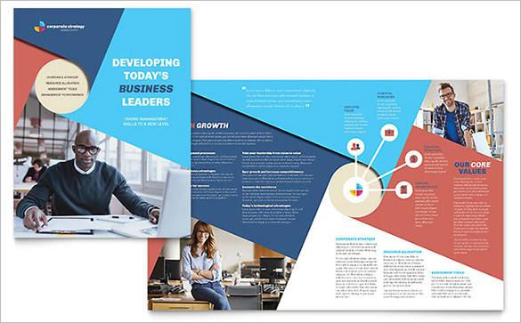 39+ Half Fold Brochure Templates \u2013 Free PSD, EPS, AI, InDesign, Word - membership brochure template