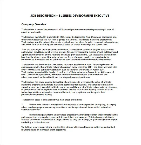 Social Media Marketing Job Description Job Posting Flyer Template - social media marketing job description