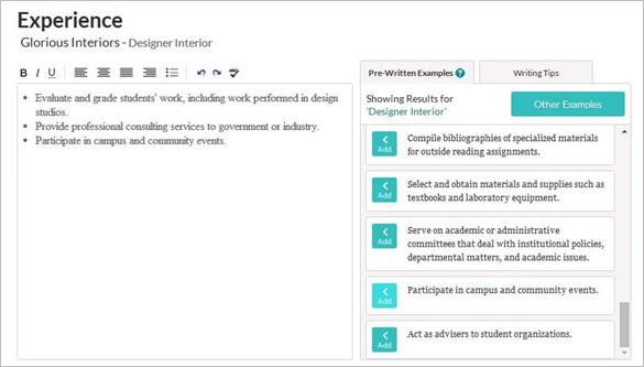 How to Create a Resume on a Mac \u2013 Tutorial Free  Premium Templates