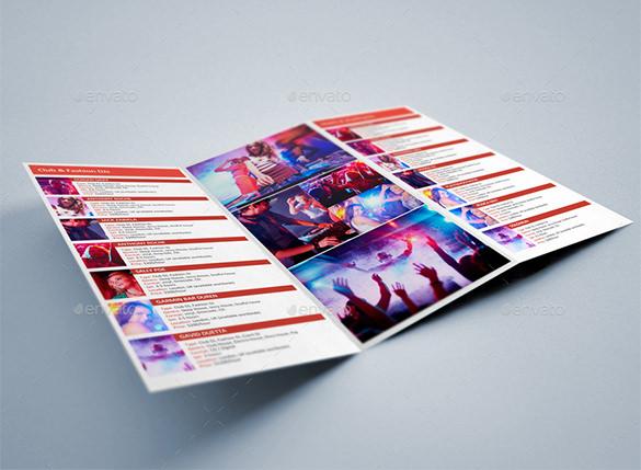 12+ New Year Brochure Templates \u2013 Free PSD, EPS, PDF, Word Format