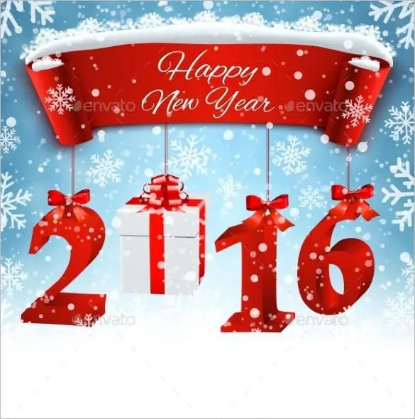 14+ New Year Images  Backgrounds - PSD, EPS, JPEG, PNG Free