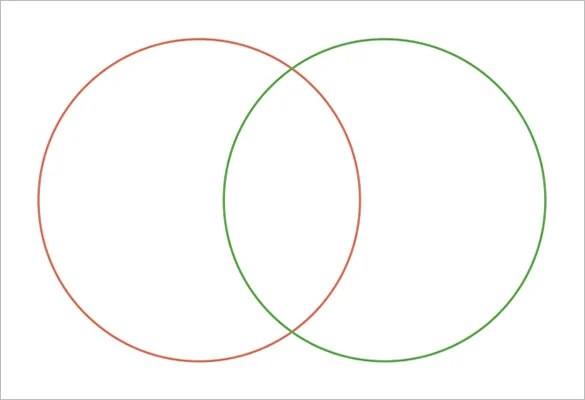 9+ Circle Venn Diagram Templates \u2013 Free Sample, Example Format
