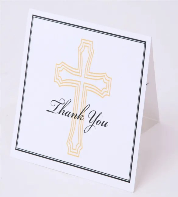 6+ Bereavement Thank You Notes - Free Sample, Example, format