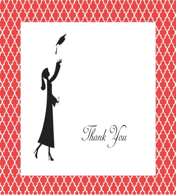 college grad thank you cards - Alannoscrapleftbehind