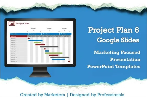 35+ Google Slide Templates - Free PPT, PPTX Format Download! Free - project plan ppt template