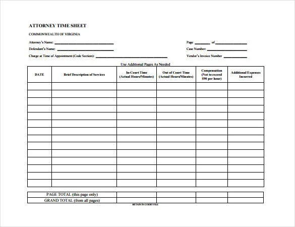 timesheet worksheet - Onwebioinnovate