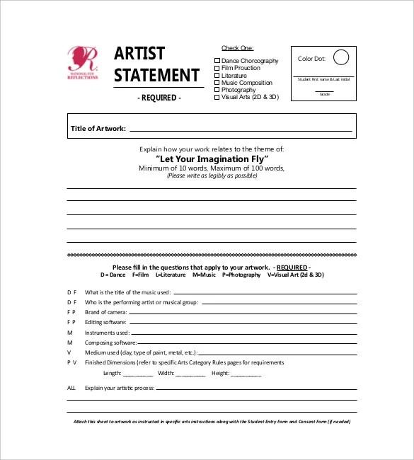 Statement Templates \u2013 30+ Free Word, Excel, PDF, Indesign, Documents