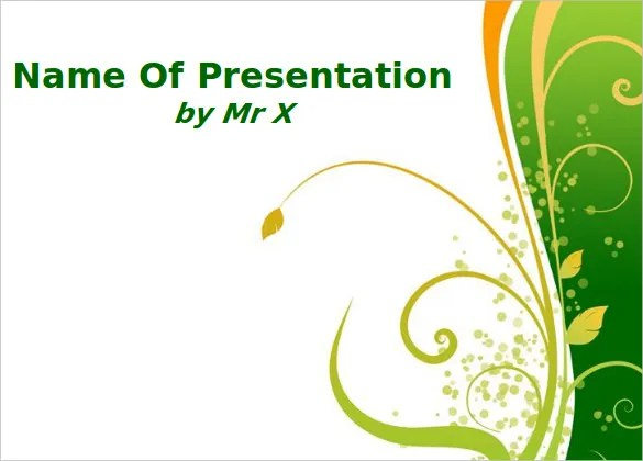 36+ PowerPoint Templates - Free PPT Format Download! Free - scientific ppt background