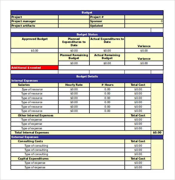 Spreadsheet Templates \u2013 20+ Free Excel, PDF Documents Download