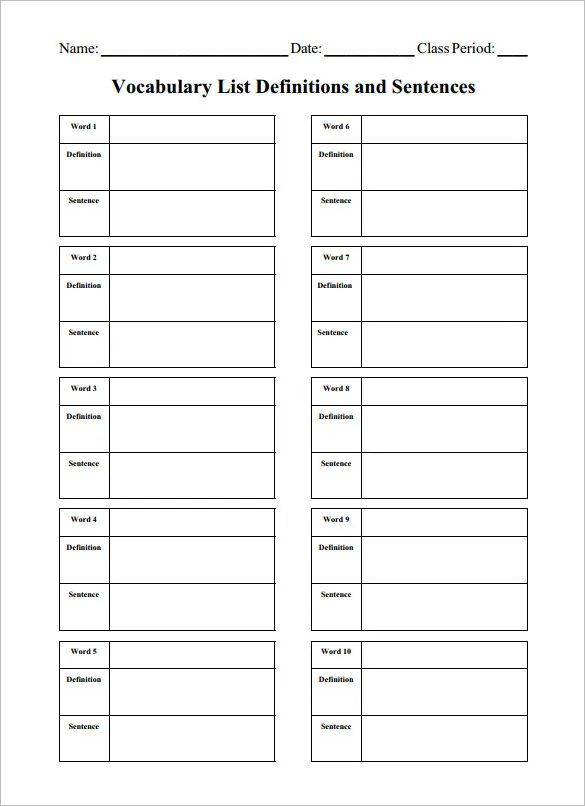 free blank invoice template word