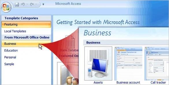 Microsoft Templates \u2013 18+ Free, Word, Excel, PPT, Pub, Access