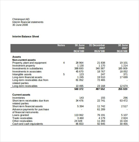 Restaurant Statement Basic Income Statement Word Format Download - profit and loss statement example excel