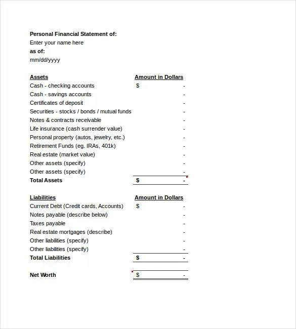 Income Statement Template - 23+ Free Word, Excel, PDF Format