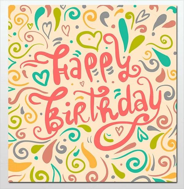17+ Birthday Templates \u2013 Free PSD, EPS, Word, PDF Documents Download