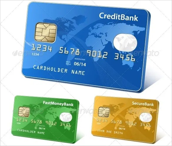 5+ Credit Template - DOC, PDF, EPS Free  Premium Templates