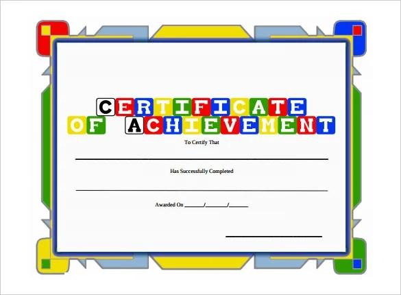 6+ Award Templates - DOC, PDF Free  Premium Templates