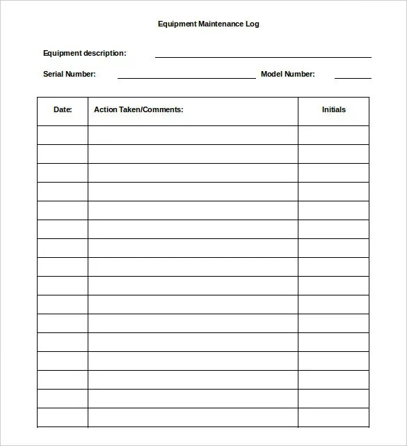 Log Templates Excel Communication Log Template Excel Free - log templates