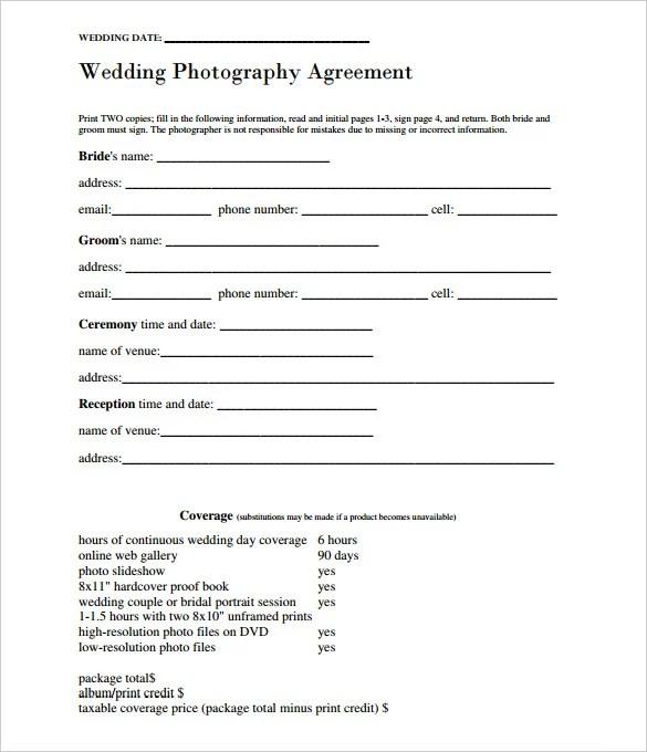 Wedding Template \u2013 21+ Free Word, Excel, PDF, PSD, InDesign