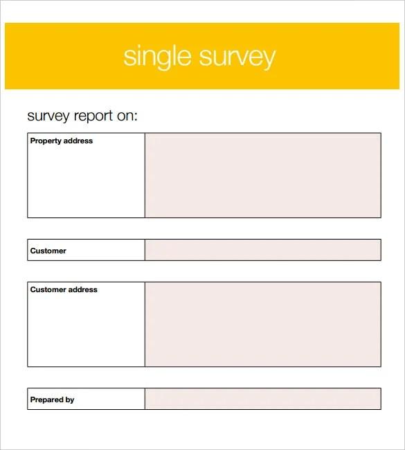 Blank Survey Josh Robinson Blank Questionnaire Design Music