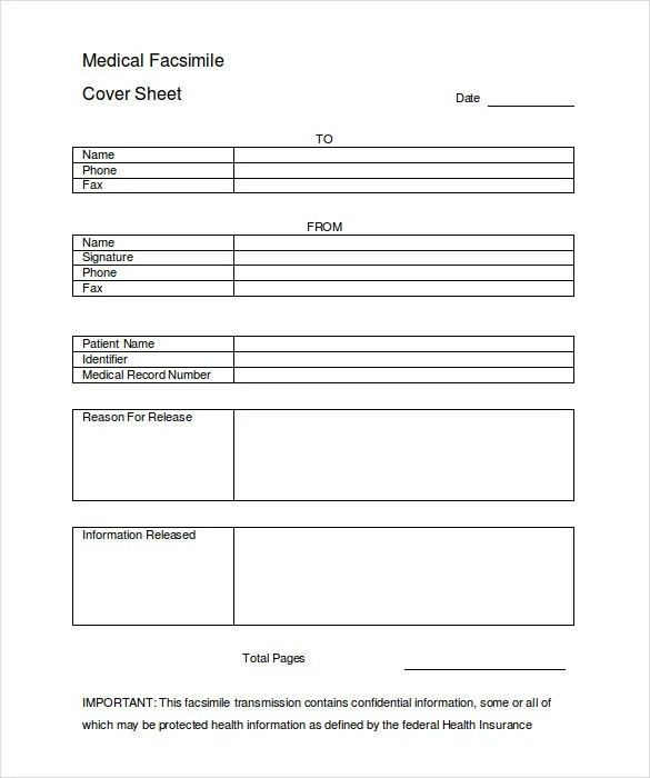 Sample Office Fax Cover Sheet - 8+ Documents In Pdf, WordWord Fax - sample office fax cover sheet