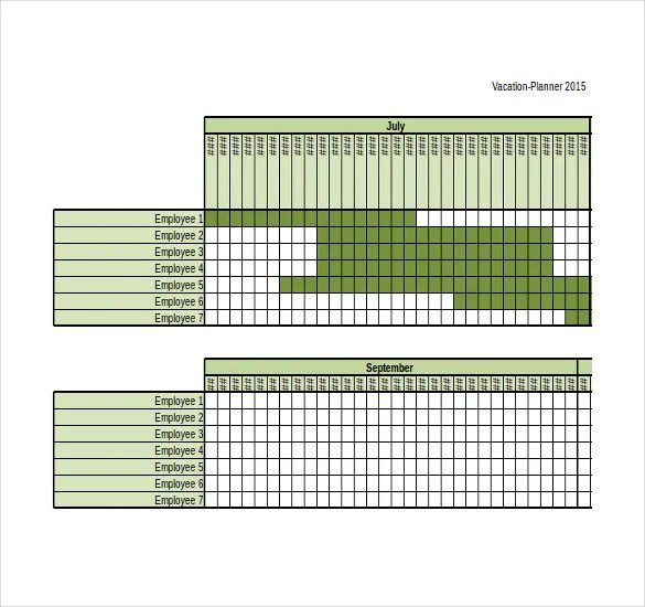 Vacation Budget Template \u2013 9+ Free Word, Excel PDF Document Download - vacation planning template