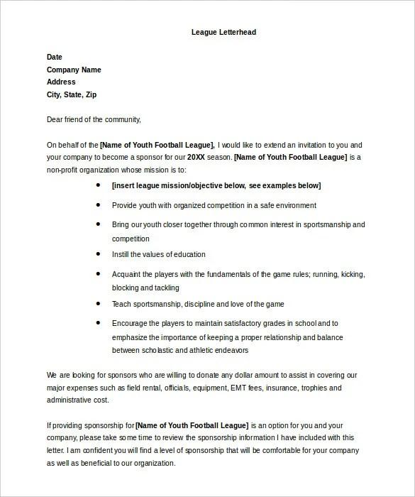 35+ Donation Letter Templates - PDF, DOC Free  Premium Templates - donation letters