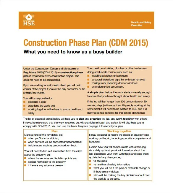 Construction Safety Manual Free Download - Browse Manual Guides \u2022