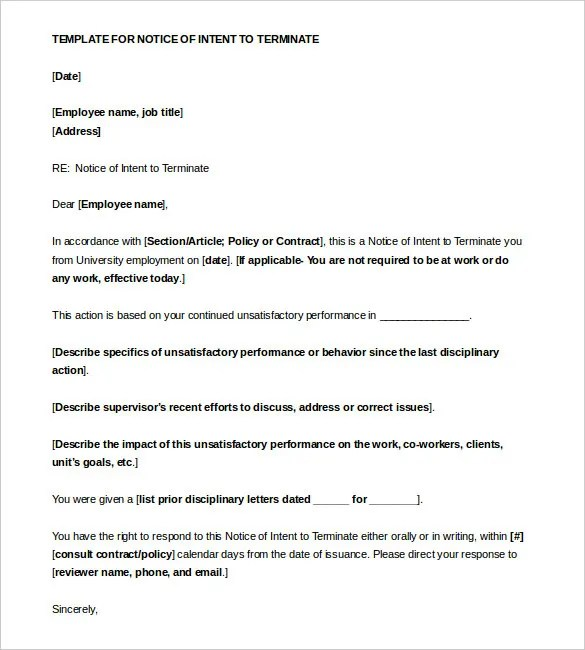 Letter of intent to terminate lease early resume pdf download letter of intent to terminate lease early early lease termination letter template sample letter of notice spiritdancerdesigns Choice Image