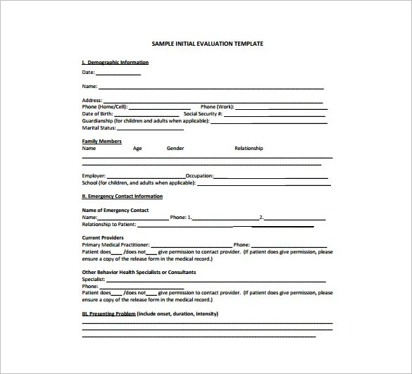 13+ Treatment Plan Templates - Free Sample, Example, Format Download