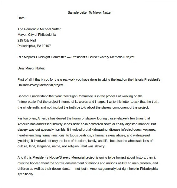 Recommendation Letter Format In Word – Sample Recommendation Letter Format
