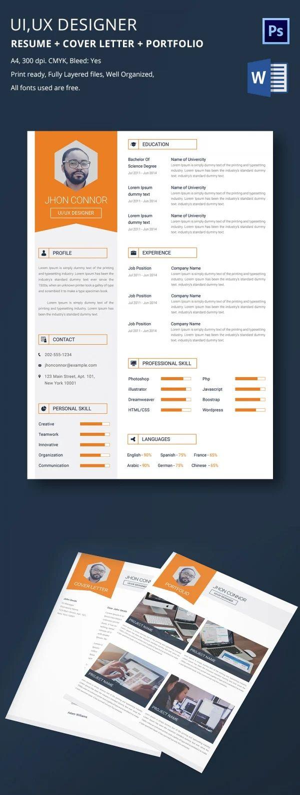 ui developer resume indeed