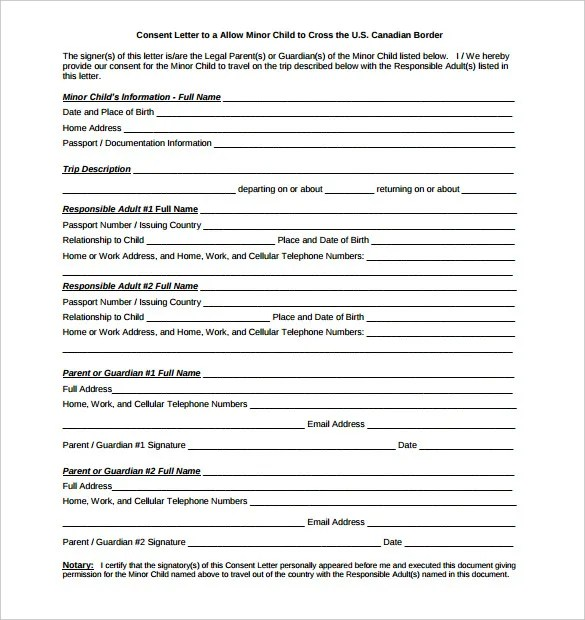 Temporary Guardianship Form Hawaii | Resume Templates Brief