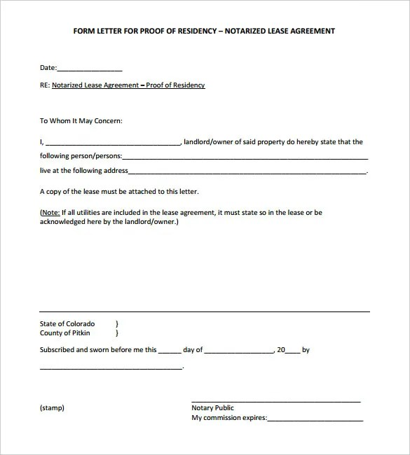 notary document format - Funfpandroid