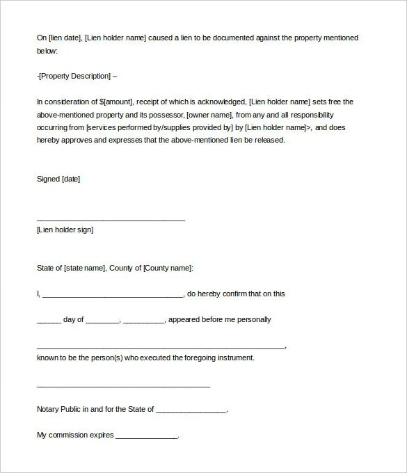 Notarized Letter Templates - 27+ Free Sample, Example Format - free child travel consent form template