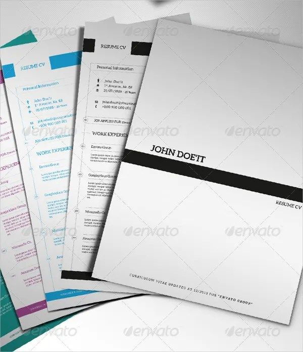 12+ Cover Page Templates \u2013 Free Sample, Example Format Download