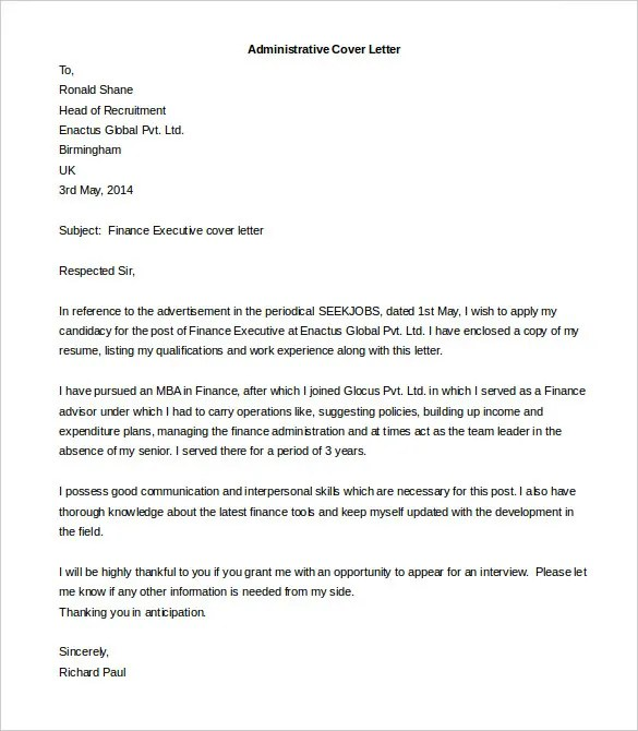 cover letter sample in word format - Onwebioinnovate - Free Cover Letter Template Word