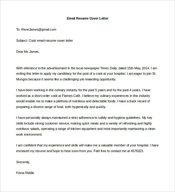 form cover letter - Towerssconstruction