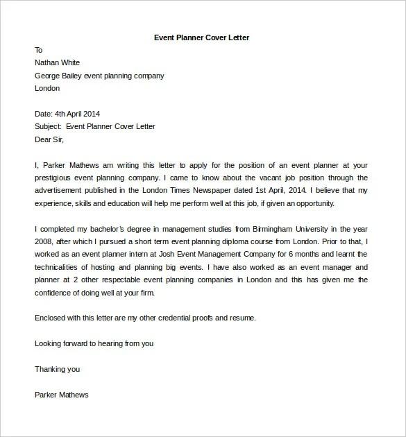 54+ Free Cover Letter Templates - PDF, DOC Free  Premium Templates