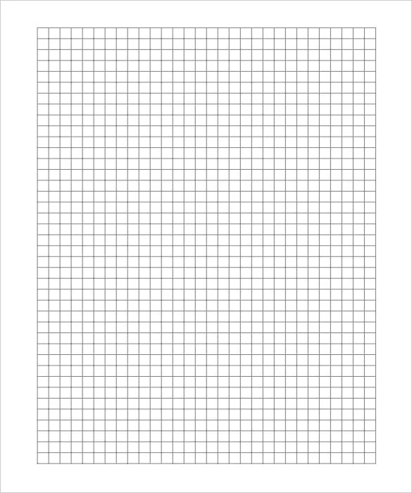 Graphing Paper Template u2013 10+ Free PDF Documents Download! Free - graphing paper printable template