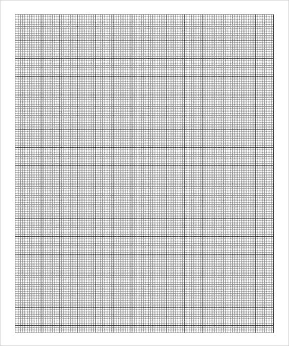 Free Graph Paper Template u2013 8+ Free PDF Documents Download! Free - graphing paper printable template