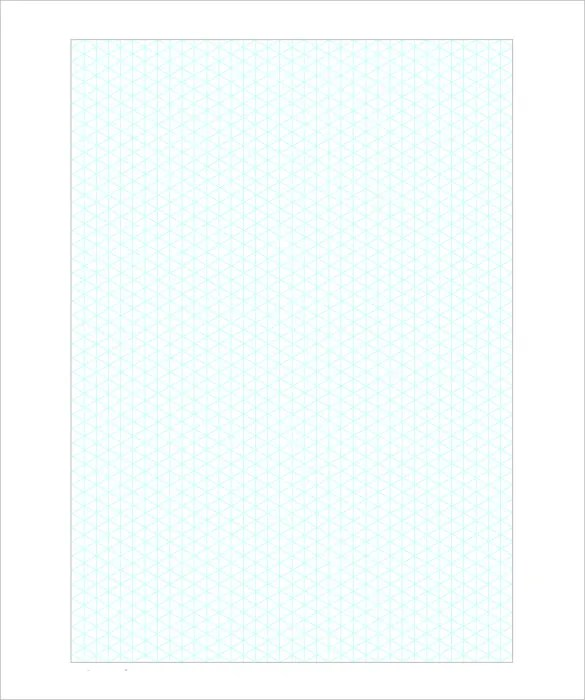 Free Graph Paper Template \u2013 8+ Free PDF Documents Download! Free