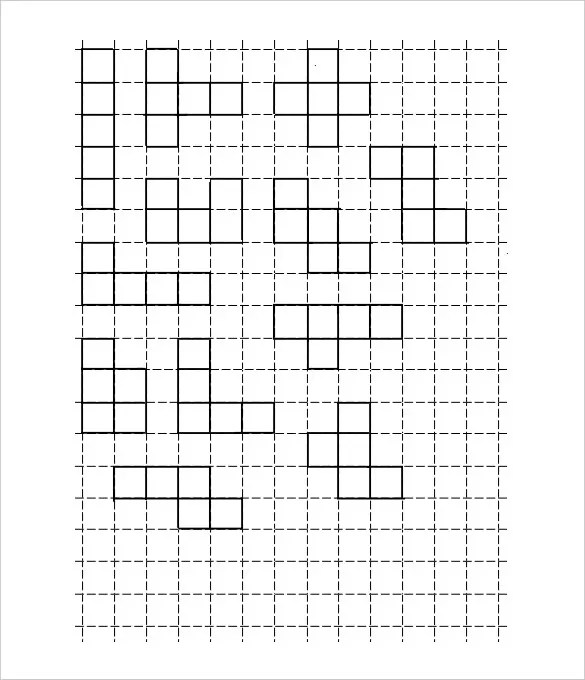 Large Graph Paper Template u2013 10+ Free PDF Documents Download - graphing paper printable template