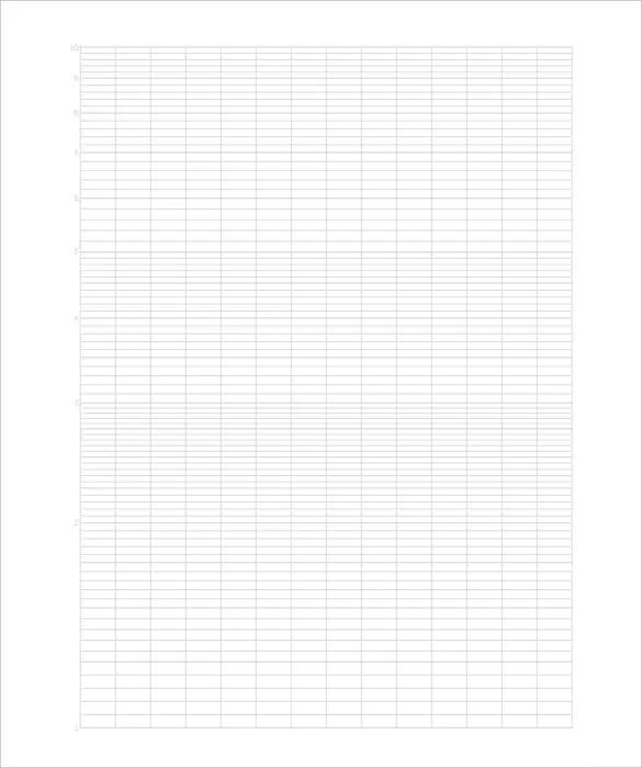 Log Graph Paper Template Semi Log Graph Paper Download Free - dot paper template