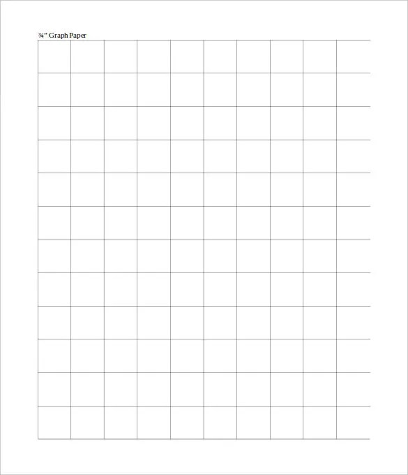 1 inch grid paper template - Apmayssconstruction